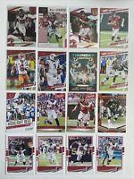 Atlanta Falcons Football Card Lot Matt Ryan Julio Jones AJ Terrell Rookie