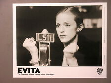 Madonna Press Kit Original press + black & white promo photo Evita 1996 !