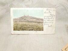 1900 Postcard Summit House Mt. Washington White Mountains New Hampshire Detroit