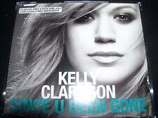 Kelly Clarkson Since U Been Gone (UK CD 2) CD Single – Like New