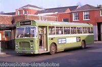 Crosville SJA392K Macclesfield 09/11/75 Bus Photo