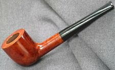Beautiful MINT Refurbished London Made Straight Pot, No Name or Logo, Briar Pipe
