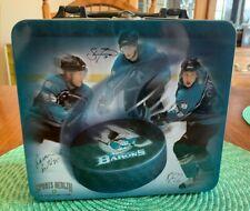Cleveland Barons SGA Lunchbox 2004-05 Prudden Carkner Rissmiller Ehrhoff Hockey