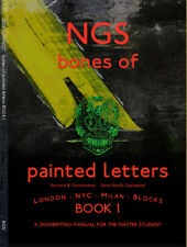 Bones of Painted Letters. Signpainting gems explained.