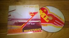 CD Pop Mintzkov - Luna (13 Song) Promo HALDERN POP cb