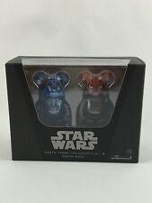 Star Wars Darth Vader Variant and Darth Maul Medicom Be@rbrick Bearbrick