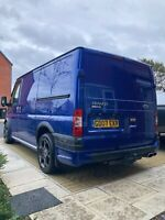 2007 Genuine Ford Transit Sport Van 130BHP (No Swap)