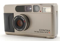 【N MINT+++】Contax T2 35mm Point & Shoot  Film Camera From JAPAN
