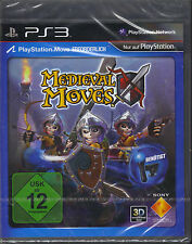 Medieval Moves ( PlayStation 3 )