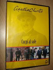 DVD CORPI AL SOLE  AGATHA CHRISTIE MALAVASI