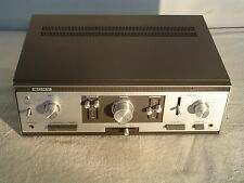 SONY T A -1144  INTERGRATED STEREO AMPLIFIER
