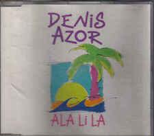 Denis Azor-Ala Li La cd maxi single Italo Dance