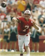 Wisconsin Badgers John Stocco Unsigned 8x10 Photo Pose #1