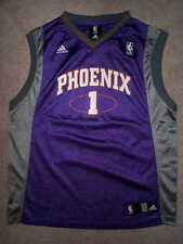 ADIDAS Phoenix Suns AMARE STOUDEMIRE nba THROWBACK Jersey YOUTH KIDS BOYS m