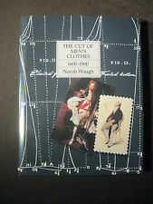 THE CUT OF MEN'S CLOTHES 1600-1900 by Norah Waugh