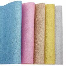 21x30cm A4 Glitter Felt Fabric Colorful Felt Material Diy Sewing Fabric Toys Bag
