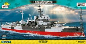 COBI HMS Warspite  / 4820 / 1520 WWII  British  Battleship
