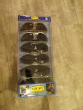 Six Pack Safetyvu Outdoor Glasses
