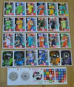 Topps Match Attax 20/21 Basiskarten Karten 1. Bundesliga aussuchen 2020/2021