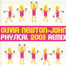 ☆ CD SINGLE Olivia NEWTON-JOHN Physical 2003 ☆ RARE ☆