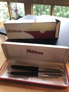 Pelikan Füllfederhalter und Kugelschreiber im Set