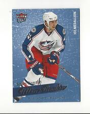 2008-09 Ultra Ice Medallion #221 Adam Pineault Rookie Blue Jackets /100