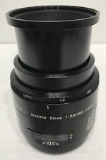 Minolta 50mm f2.8 AF Macro Lens MAXXUM SERIES 1021617