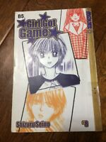 Girl Got Game by Chizuru Seino Tokyopop English Manga Teen book # 8
