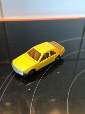 Norev Renault fuego Mini Jetcar jaune