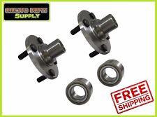 2 Front Hub & Wheel Bearings Suzuki Aerio 02-07 Pair 4PCS
