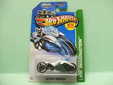MOTO MAX STEEL MOTORCYCLE  HOT WHEELS BLISTER US NEUVE 1/64