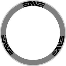 EVNE SMART Carbon Wheel Rim Decal Stickers Kit For Bike Cycle Cycling 700C 2RIMS