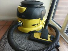 Karcher T 12/1 ECO Professional Vacuum Cleaner 240v Used
