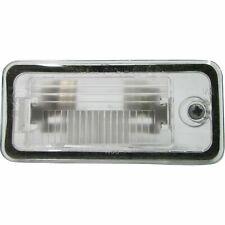 fits AUDI A6 A3 A5 S5 A8 S8 Q7 2005-2017 LEFT DRVER LICENSE PLATE LAMP ASSEMBLY