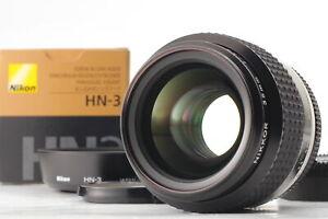 [TOP MINT NEW HOOD] Nikon Nikkor Ai-s 35mm f/1.4 AIS MF Lens For F F2 F3 JAPAN