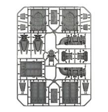 40k Kill Team Rogue Trader Terrain Scenery doors, bulkheads, escape pods etc