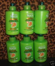 6 Garnier Fructis Sleek Shine Intensely Smooth Leave in Conditioning Cream