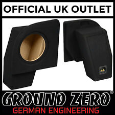 "Audi A4 Avant B6 2000-2006 Left Arch Custom Fit 10"" Car Sub Subwoofer Box"
