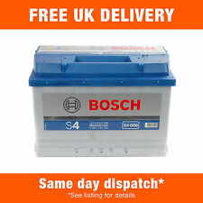 BOSCH S4008 Type 096 Car Battery for AUDI A3 A4 A5 TDI BMW 320d FORD MONDEO TDCi