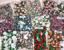 """50 SATIN RIBBON ROSES 3/4"""" Applique Sewing Bow Craft Choose your color!"""