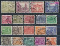Berlin (West) 42-60 gestempelt 1949 Berliner Bauten (8641344