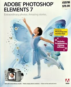 Adobe Photoshop Elements 7--NIB
