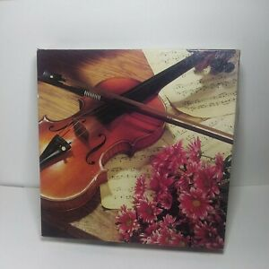 Warren The Puzzles Collection Over 550 Pieces. Violin Still Life No 9701.124