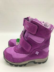 Columbia Parkers Peak Boot Toddler Girls Waterproof 200g Insulated Winter Boots