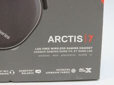 SteelSeries Arctis 7 Wireless Gaming Headset for Multi Platform - Black