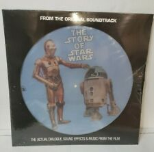 THE STORY OF STAR WARS--FROM THE ORIGINAL SOUNDTRACK-VINYL ALBUM
