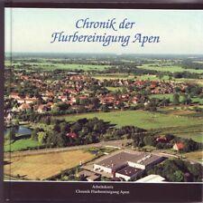 Cronología de los concentración parcelaria Apen 2005 Ammerland Commemorative