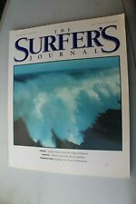 SURFERS JOURNAL Bruce Jenkins Jeff Divine Burma Issue 2001 Vintage Surf Magazine