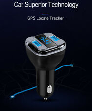 4in1 MP3 Player/USB Charger/Phone APP Car Parking Locator/Car Battery Monitor US