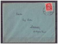 Deutsches Reich, MiNr. 391 Bersenbrück nach Baccum, Lingen, Ems 18.01.1928